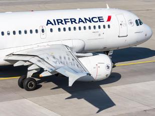 F-GRHV - Air France Airbus A319