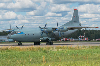RF-95684 - Russia - Air Force Antonov An-12 (all models)