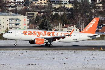 G-EZWX - easyJet Airbus A320