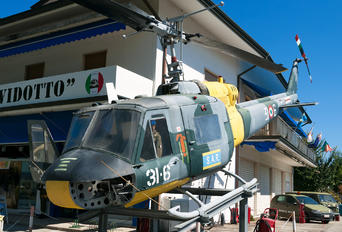 MM80470 - Italy - Air Force Agusta / Agusta-Bell AB 204