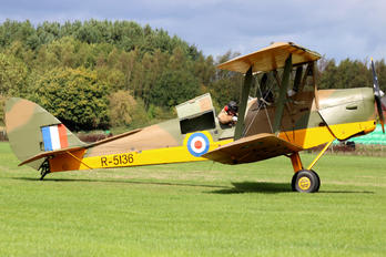 G-APAP - Private de Havilland DH. 82 Tiger Moth
