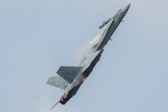 15-17 - Spain - Air Force Boeing F/A-18E Super Hornet