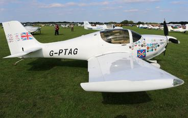 G-PTAG - Private Europa Aircraft XS