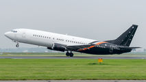 G-POWS - Titan Airways Boeing 737-400 aircraft