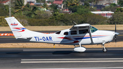 TI-OAR - Aerobell Air Charter  Cessna 206 Stationair (all models)