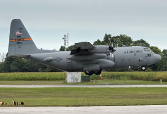 93-2041 - USA - Air National Guard Lockheed C-130H Hercules