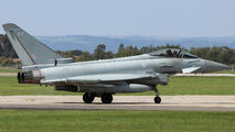 ZK317 - Royal Air Force Eurofighter Typhoon FGR.4 aircraft