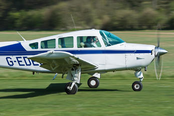 G-EDEO - Private Beechcraft 24 Sierra