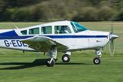 G-EDEO - Private Beechcraft 24 Sierra aircraft