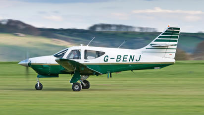 G-BENJ - Private Rockwell Commander 112