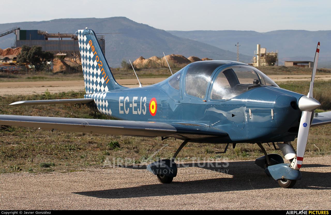 Private EC-EJ3 aircraft at Aeródromo de Beas de Segura