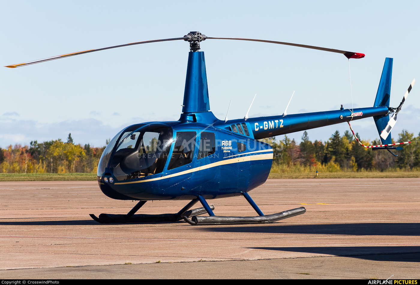 Private C-GMTZ aircraft at greater Moncton International