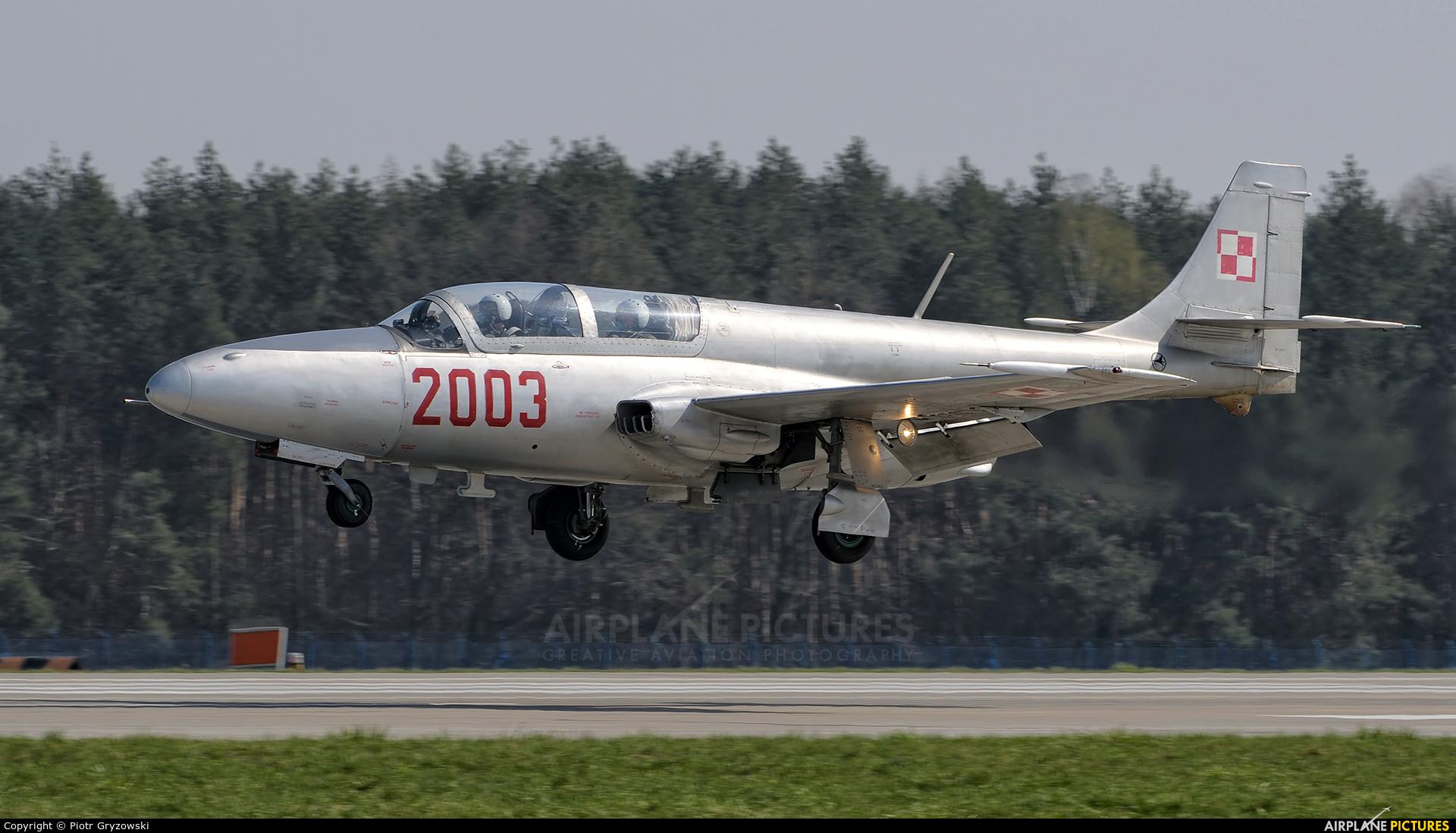 Poland - Air Force 2003 aircraft at Dęblin