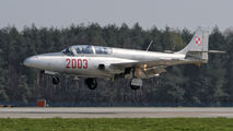 2003 - Poland - Air Force PZL TS-11 Iskra aircraft