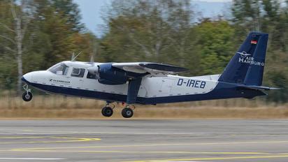 D-IAEB - Air Hamburg Britten-Norman BN-2 Islander