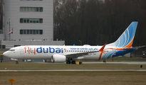 A6-FMG - flyDubai Boeing 737-8 MAX aircraft