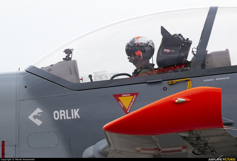 "Poland - Air Force ""Orlik Acrobatic Group"" 047 aircraft at Gdynia- Babie Doły (Oksywie)"