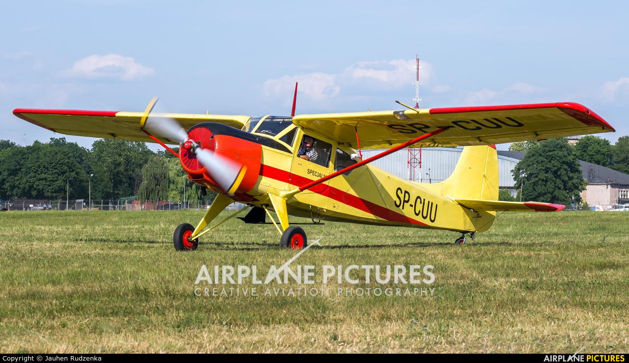 Aeroklub Lubelski SP-CUU aircraft at Świdnik
