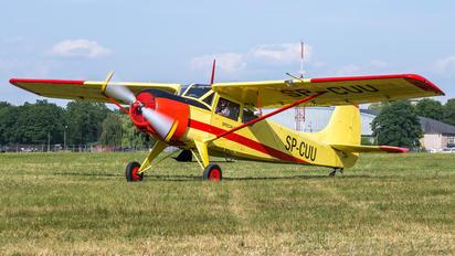 SP-CUU - Aeroklub Lubelski Yakovlev Yak-12A