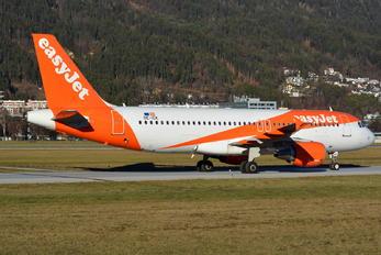 OE-ICK - easyJet Europe Airbus A320