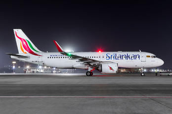 4R-ANB - SriLankan Airlines Airbus A320 NEO