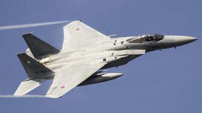 62-8869 - Japan - Air Self Defence Force Mitsubishi F-15J