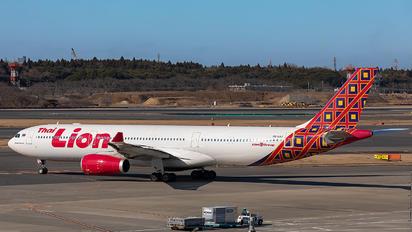 HS-LAJ - Thai Lion Air Airbus A330-300