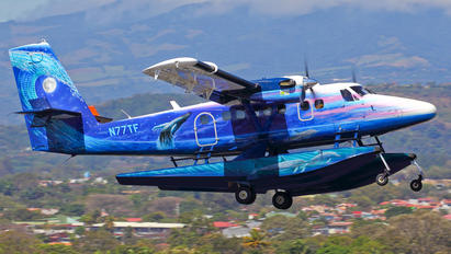 N77TF - Private de Havilland Canada DHC-6 Twin Otter