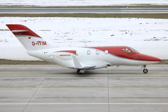 D-ITIM - Private Honda HA-420 HondaJet