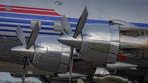 OE-LDM - Red Bull Douglas DC-9-50 aircraft