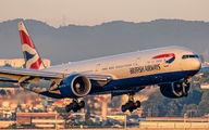 British Airways G-STBF image