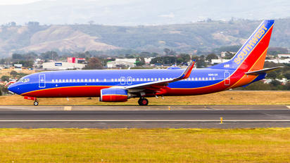 N8612K - Southwest Airlines Boeing 737-800