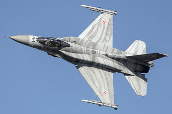 4056 - Poland - Air Force Lockheed Martin F-16C block 52+ Jastrząb
