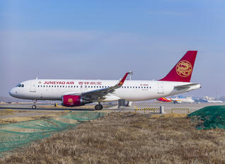 B-304H - Juneyao Airlines Airbus A320