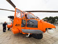 Spain - Coast Guard Eurocopter EC225 Super Puma EC-MCR at La Coruña - Orzan Bay airport