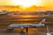 JA612J - JAL - Japan Airlines Boeing 767-300ER aircraft