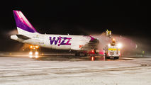 HA-LPO - Wizz Air Airbus A320 aircraft