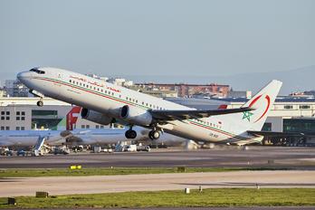CN-ROE - Royal Air Maroc Boeing 737-800