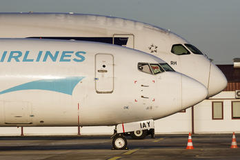 OE-IAY - ASL Airlines Belgium Boeing 737-4Q8