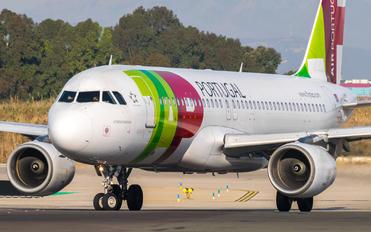 CS-TNL - TAP Portugal Airbus A320