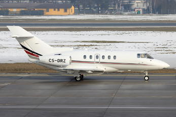 CS-DRZ - NetJets Europe (Portugal) Hawker Beechcraft 800XP
