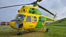 OK-JIX - DSA - Delta System Air Mil Mi-2 aircraft