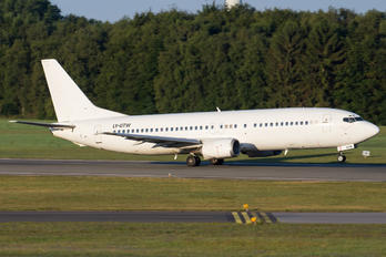 LY-GTW - GetJet Boeing 737-400