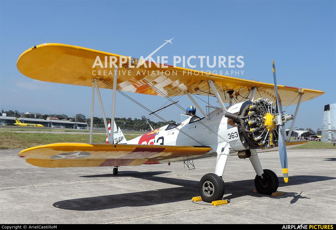 Private TG-EIP aircraft at Guatemala - La Aurora