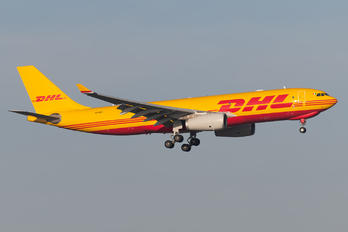 EI-HED - DHL ASL Airines Ireland Airbus A330-200F