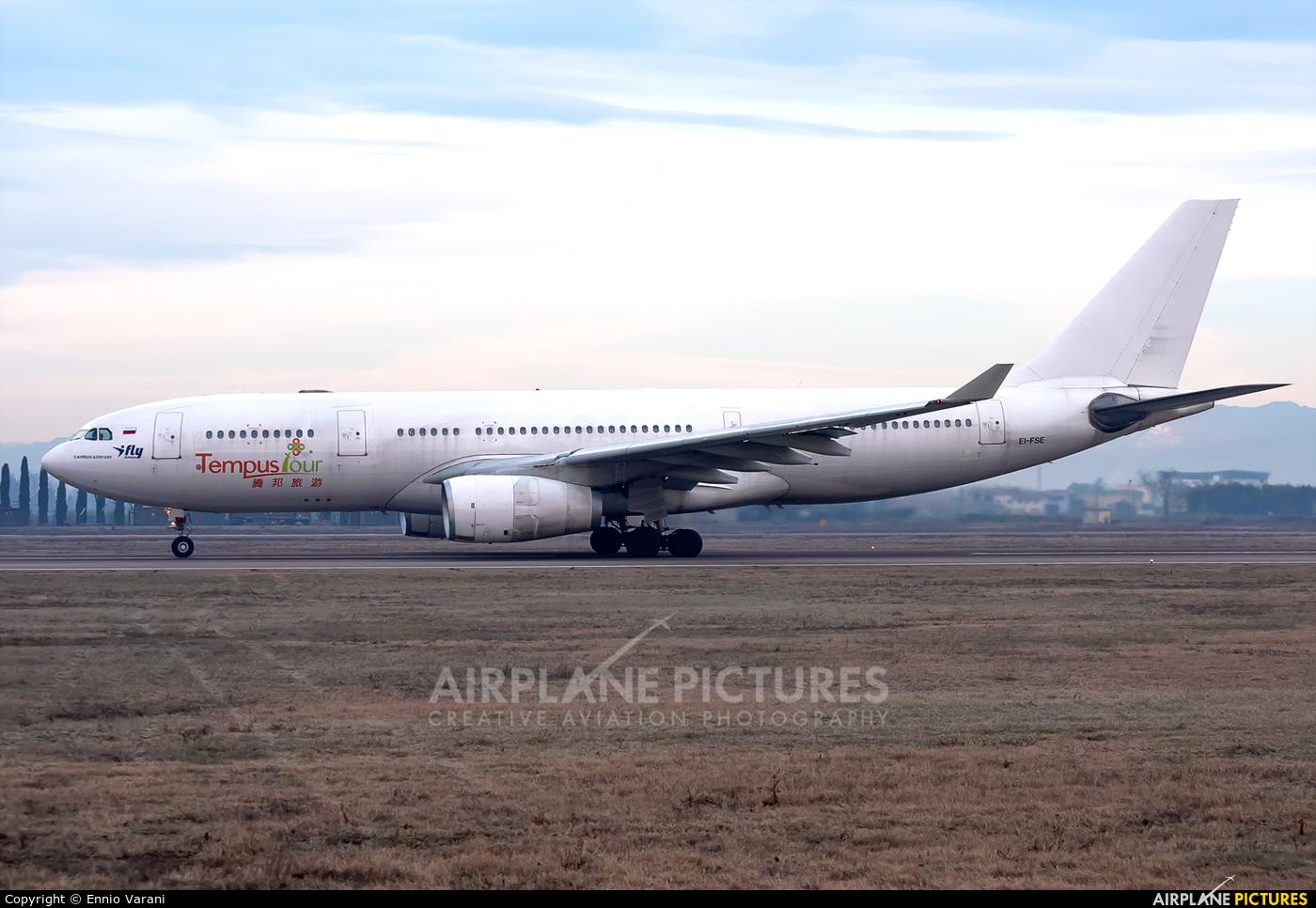 I-Fly Airlines EI-FSE aircraft at Verona - Villafranca
