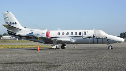 N164RA - Private Cessna 560 Citation Encore