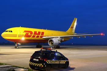 D-AEAB - DHL Cargo Airbus A300F