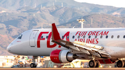 JA12FJ - Fuji Dream Airlines Embraer ERJ-175 (170-200)