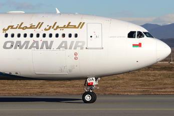 A4O-DA - Oman Air Airbus A330-200